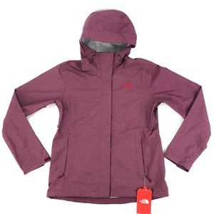 The North Face Womens Venture 2 Fig Heather Jacket